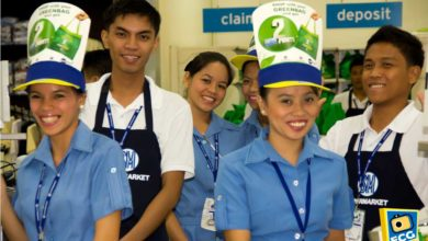 """Photo of SM Gensan SuperMarket """"At Your Service"""""""