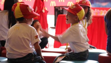 Photo of Blithe's Experience During McDonalds Kiddie Crew Camp