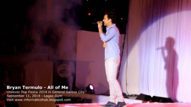 Photo of Bryan Termulo Live in Gensan 2014