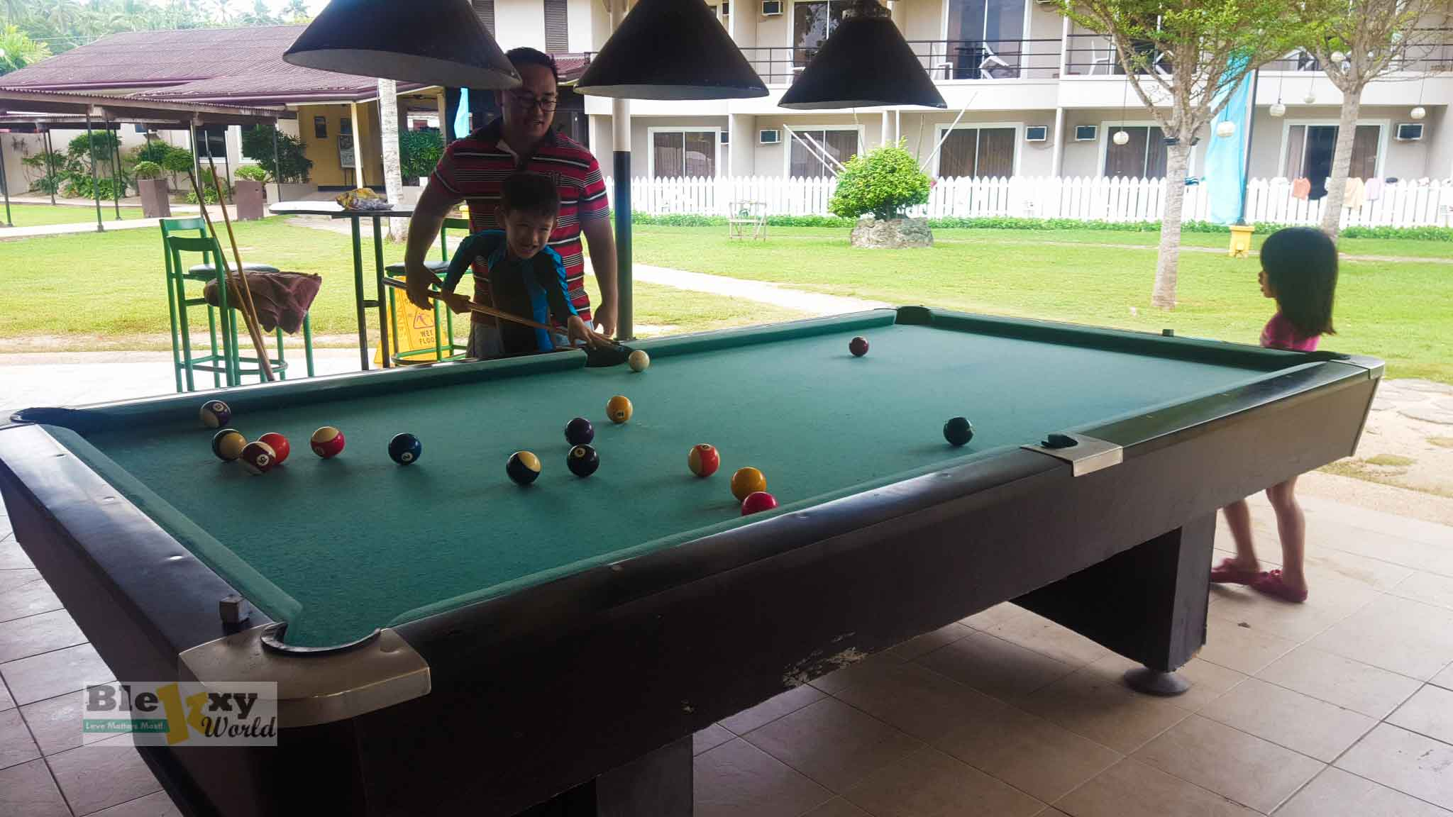 Camp-Holiday-Resort-Samal-Island-billard-hall
