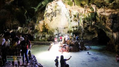 Photo of Famous Bukilat Cave in Camotes Island