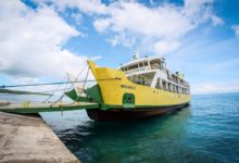 Photo of RORO Ferry Boat : Ormoc City to Camotes Island