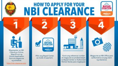 Photo of Securing NBI Clearance in General Santos for Canada Permanent Residency Application