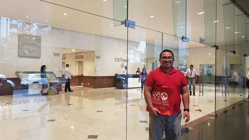 Citibank-Tower-Makati-Entrance