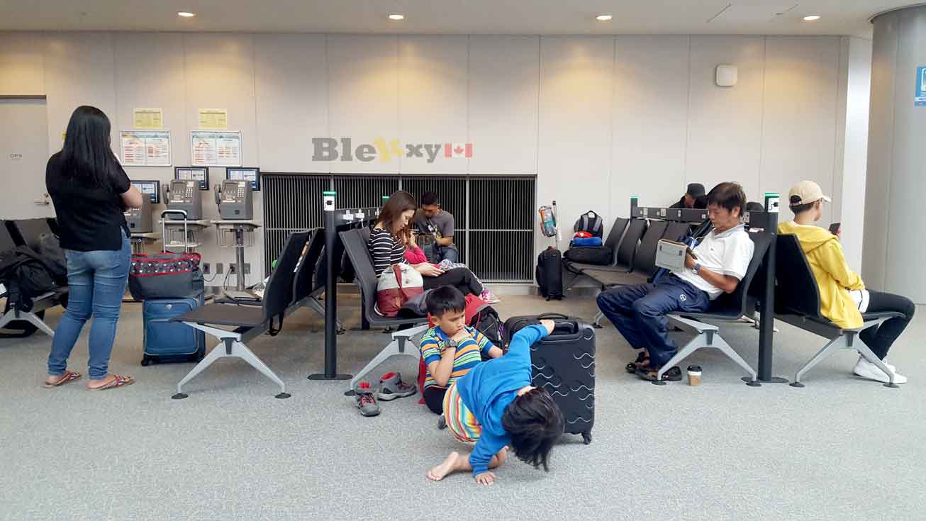 Narita-International-Airport--Charging-Station